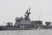 韓国人「韓国の新型「イヌワシ」高速艇のエンジンに海水が流入する欠落原因が明らかに‥その原因がこちら」 韓国の反応