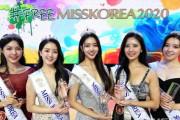【韓国美女】2020ミスコリアの真・善・美受賞者の画像をご覧ください 韓国の反応