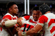 海外「おめでとう日本!」強豪スコットランドを下し史上初の決勝リーグ進出を果たしたラグビー日本代表に対する海外の反応