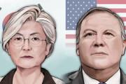 韓国人「ポンペイオ米国務長官が10月訪韓をキャンセル‥『韓国パッシング』論議払拭の為に姜京和長官が訪米に乗り出す」 韓国の反応