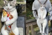 海外「日本人が超リアルなら猫バッグを作ってるんだが・・・」
