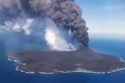 韓国人「日本の領海が拡大中!」西ノ島の火山活動により島の面積が拡大した事が確認される!→「富士山の爆発は大丈夫ですか?」 韓国の反応