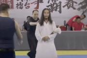 韓国人「中国版天下一武道会に登場した筆を使った武術が最強すぎる件」