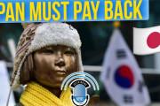 アメリカのトークチャンネル「韓国の日本に対する慰安婦訴訟について語ろう」