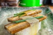 外国人「ゴボウってどんな味がするの?」ベジタリアンな創作寿司が話題に