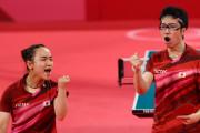 卓球金メダルの水谷・伊藤ペア、あまりのドラマティックな勝利に海外からも興奮の声があがる【海外の反応】