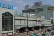 新宿駅の異常性が一目で分かる写真に海外びっくり仰天!(海外の反応)