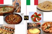 外国人「イタリア料理とフランス料理、結局どっちが上なの?」