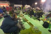 海外「これが日本の冬に極寒の中で行われる焼肉パーティーだ!」北海道北見市の北見厳寒の焼き肉まつりに対する海外の反応