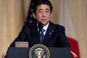 安倍首相「韓国には約束を守ってほしい」(海外の反応)