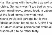 アメリカ人「日本にはアメリカ人がゴミと呼んでいるような食べ物が大量にある」