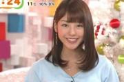 【画像あり】韓国人「季節によって変化する日本の美女アナウンサーをご覧ください」 韓国の反応