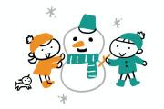 日本人が雪だるま作りで創造力を発揮しすぎた結果→母親は悲鳴、ネット民は爆笑!【台湾人の反応】