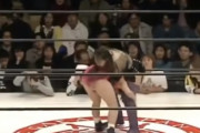 海外がドン引き!?日本女子プロレスラーが放った技がエグ過ぎる件 海外の反応