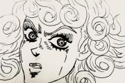 【ワンパンマン/ジョジョ】海外「ジョルノヘアーのタツマキを描いたよ!」→海外「この戦慄のタツマキには夢がある」「GERはサイタマを倒せるのかな?」