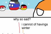 【インド】インドにも冬が来るよ【ポーランドボール】