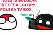 【ブルガリア】バーグラーだよ【ポーランドボール】