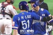 【韓国の反応】プレミア12日韓戦は5-3で日本が劇的逆転勝利!「レベルが違い過ぎる」「フォーク速すぎ」