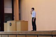 外国人教師「日本語を話せるという秘密を別れの挨拶で披露してみた!」