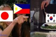 韓国人「フィリピンで嫌韓が炸裂!」フィリピン人「韓国人5000万人は皆ゴミで邪悪」「韓国は、ベトナム戦争で慰安婦を作った」「韓国の歌は、日本の歌を盗作」 韓国の反応