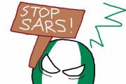 【中国】SARSの終わり【ポーランドボール】