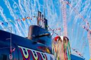 韓国人「この潜水艦を日本がとても嫌がるそうです‥」垂直発射管6基装備した韓国の新型潜水艦「安武」が進水! 韓国の反応