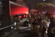 韓国人男性、日本大使館に車で突っ込み火をつける…警察「義父が徴用被害者」=韓国の反応