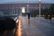 スコットランド選手「台風でホテル全体が…」(海外の反応)