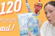 海外「こっちでも売って!」日本在住アメリカ人女性が、海外に日本のスーパーで買ったものを紹介!
