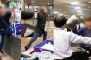 韓国人「空港の税関で引っかかった時の韓国人の行動を見ろwwwwww」