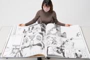 日本で発売される世界一大きなコミックに海外びっくり仰天!(海外の反応)