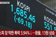 韓国人「個人投資家の皆さん、謹んでお悔やみ申し上げます」ウオン安ドル高‥コスピが終盤に暴落‥ウオン・ドルも1230.5ウォンで引ける 韓国の反応