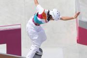 女子スケートボード、日本史上最年少13歳の西矢椛選手が金メダル獲得!【海外の反応】