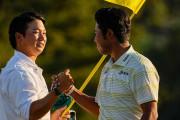 【海外】「日本を象徴する見事な振る舞いだ!」松山英樹選手を支えたキャディーの行動を海外絶賛!