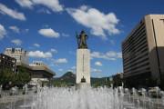 韓国人「外交の神が降臨した国」