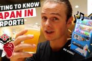 海外「その通り!日本は親切!」コロナ下の成田空港にたどり着いた外国人男性の動画に注目!