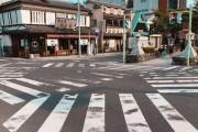 「鎌倉で縞々すぎる交差点を見つけた!」親日外国人が日本の風景を愛でるスレ