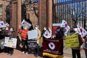 韓国人「慰安婦問題は人身売買、性奴隷、児童虐待だった!」韓国人がハーバード大に集結!ラムザイヤー教授糾弾集会を開く! 韓国の反応