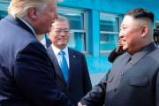 北朝鮮、金正恩の首脳外交映像物から文在寅大統領だけ削除…「透明人間扱い」=韓国の反応