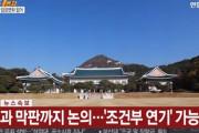 (速報)韓国大統領府「GSOMIA終了しない」を発表する見通し=韓国の反応