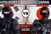 海外「GDPの1%でこれなんだよなあ…」日本と韓国のあれこれ(主に軍事力)比較
