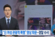韓国の男が日本人女性観光客に暴行を加える映像波紋…警察捜査=韓国の反応