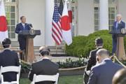 日米首脳会談、バイデン「北朝鮮・中国問題で日本と協力」…菅「日米韓の協力が重要」=韓国の反応