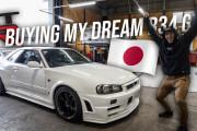 海外「マジで泣いた!」車好きアメリカ人、日本で長年の念願が叶って超感動!!