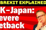 海外「日本は賢い」「こんな状況になるとは」EU離脱後のイギリス、日本との貿易交渉に苦戦!?
