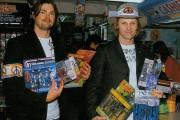 海外「映画『ロード・オブ・ザ・リング』に出演していた俳優は日本に来た時にガンダムのフィギュアを買っていた」:海外の反応