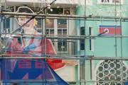 日本式酒場が取り壊された場所に北朝鮮風の酒場が建てられ物議=韓国の反応