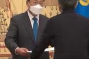 【韓国の反応】日本大使に「汚染水放流、非常に懸念される」と警告…。提訴も検討。韓国の反応「支持率が下がると再び反日路線。」