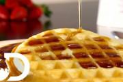 「毎朝朝食はワッフルよ!」ワッフルの作り方 海外の反応