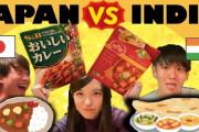 インド人「日本の料理が好き!」「やっぱインドが最高」日本vs.インドのレトルトカレー対決動画に注目